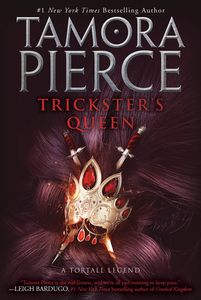 [Daughter Of The Lioness: Book 2: Trickster's Queen (Product Image)]