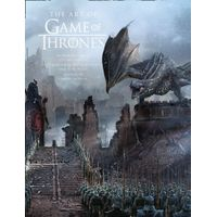 [Kieran Belshaw, Kimberley Pope and Nick Ainsworth signing The Art of Game of Thrones (Product Image)]