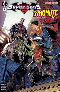 [Super Sons: Dynomutt Special #1 (Product Image)]
