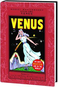 [Marvel Masterworks: Atlas Era Venus: Volume 1 (Hardcover) (Product Image)]