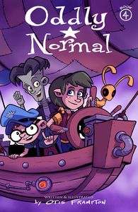 [Oddly Normal: Volume 4 (Product Image)]