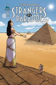 [Strangers In Paradise XXV #6 (Product Image)]