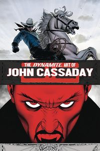 [The Dynamite Art Of John Cassaday (Hardcover) (Product Image)]