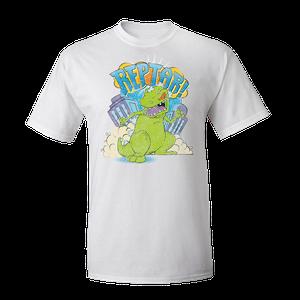 [Rugrats: T-Shirt: Reptar (Product Image)]