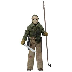 [Friday The 13th: Retro Cloth Action Figure: Jason Part 6 (Product Image)]