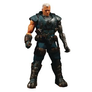 [X-Men: One:12 Collective Action Figure: Cable (Product Image)]