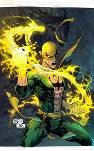 [Iron Fist: Heart Of The Dragon (Product Image)]