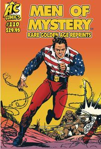 [Men Of Mystery #110 (Product Image)]