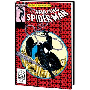 [Amazing Spider-Man: Michelinie Mcfarlane: Omnibus (DM Variant Hardcover) (Product Image)]