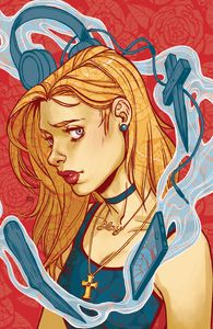 [Buffy The Vampire Slayer #22 (Naomi Franquiz Variant Edition) (Product Image)]