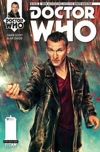 [Doctor Who: The Ninth Doctor: Titan: Volume 1: Weapons Of Past Destruction (Product Image)]