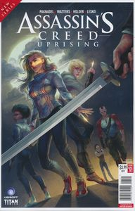 [Assassins Creed: Uprising #1 (Cover B Sunsetagain) (Product Image)]