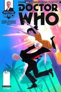 [Doctor Who: 12th #10 (Product Image)]