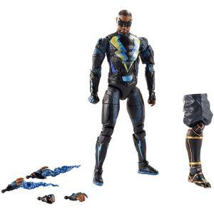 [DC Multiverse: Action Figure:  Black Lightning (Product Image)]