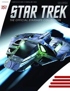 [Star Trek Starships #151: Bomar Patrol Ship (Product Image)]