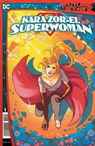 [Future State: Kara Zor El Superwoman #1 (Product Image)]