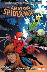 [Amazing Spider-Man By Nick Spencer: Volume 5: Behind The Scenes (Product Image)]