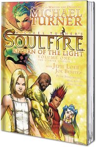 [Soulfire: Volume 1: Return Of The Light (Product Image)]