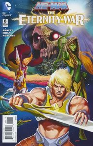 [He-Man: The Eternity War #8 (Product Image)]