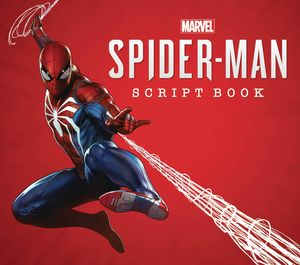 [Marvel's Spider-Man: Script Book (Hardcover) (Product Image)]