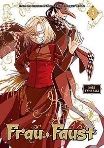 [Frau Faust: Volume 5 (Product Image)]