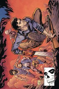 [Death To The Army Of Darkness #3 (Gorham Homage Virgin Variant) (Product Image)]