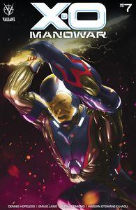 [X-O Manowar (2020) #7 (Cover A Rahzzah) (Product Image)]