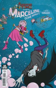 [Adventure Time: Marceline Gone Adrift #2 (Subscription Gorham Cover) (Product Image)]