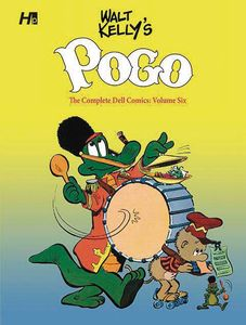 [Pogo: The Complete Dell Comics: Volume 6 (Hardcover) (Product Image)]