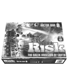 [Doctor Who: Risk (Product Image)]