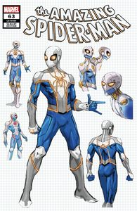 [Amazing Spider-Man #63 (Weaver Design Variant) (Product Image)]