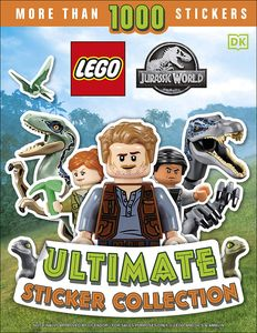 [LEGO: Jurassic World: Ultimate Sticker Collection (Product Image)]