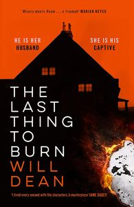 [The Last Thing To Burn (Hardcover) (Product Image)]
