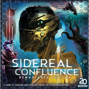 [Sidereal Confluence Remastered Edition (Product Image)]