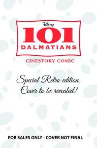 [Disney: 101 Dalmatians: Cinestory (Retro Collectors Edition) (Product Image)]