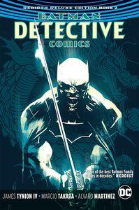 [Batman: Detective Comics: Book 2 (Rebirth) (Deluxe Edition - Hardcover) (Product Image)]