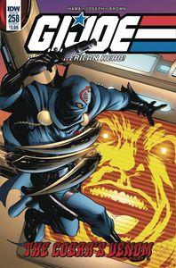 [Gi Joe: A Real American Hero #258 (Cover A Joseph) (Product Image)]