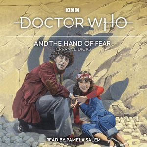 [Doctor Who & The Hand Of Fear: 4th Doctor Novelisation (Product Image)]
