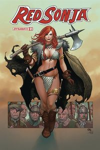 [Red Sonja #1 (Cover D Cho) (Product Image)]