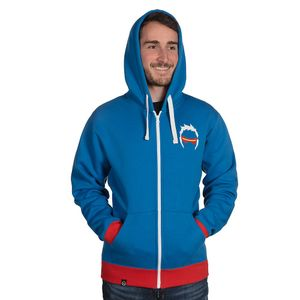 [Overwatch: Hoodie: Soldier 76 (Product Image)]