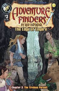 [The cover for Adventure Finders: Edge Of Empire #3]