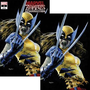[Marvel Zombies: Resurrection #1 (Mike Mayhew Variant Set) (Product Image)]