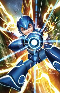 [Mega Man: Fully Charged #1 (Cover C Lee Variant) (Product Image)]