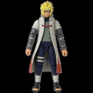 [Naruto Shippuden: Anime Heroes Action Figure: Minato Namikaze (Product Image)]