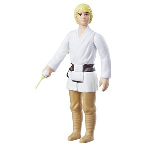 [Star Wars: A New Hope: Retro Collection Action Figure: Luke Skywalker (Product Image)]