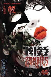 [Kiss: Zomibes #2 (Cover A Suydam) (Product Image)]