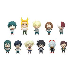 [My Hero Academia: 3D Foam Bag Clips: Series 3 (Product Image)]
