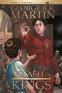 [George R.R. Martin: A Clash Of Kings #7 (Cover A Miller) (Product Image)]