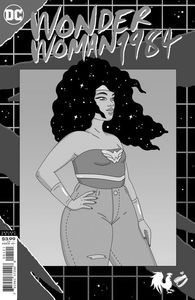[Wonder Woman 1984 #1 (Rooster Teeth Variant) (Product Image)]
