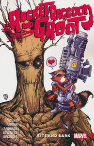 [Rocket Raccoon & Groot: Volume 0: Bite & Bark (Product Image)]